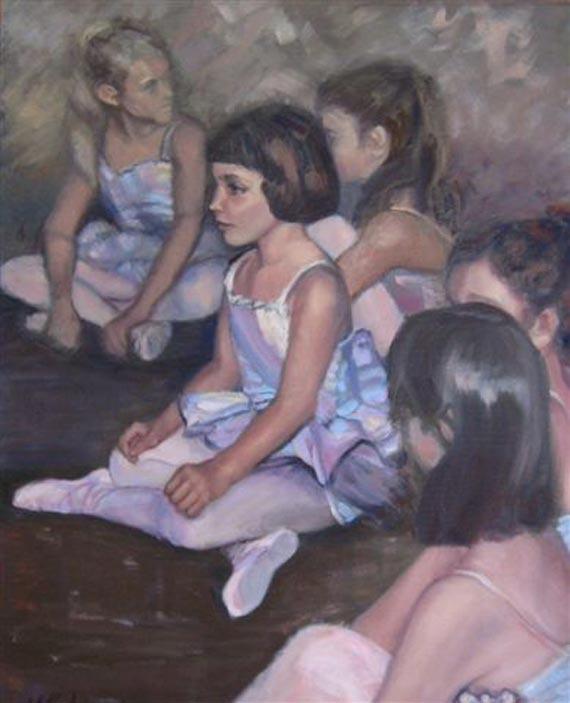 Back Stage Star by Ann Rhodes