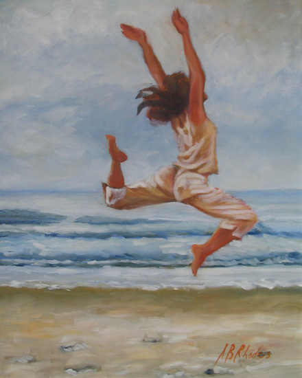 Leap of Faith by Ann Rhodes
