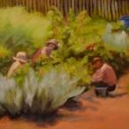 Potager by Ann Rhodes