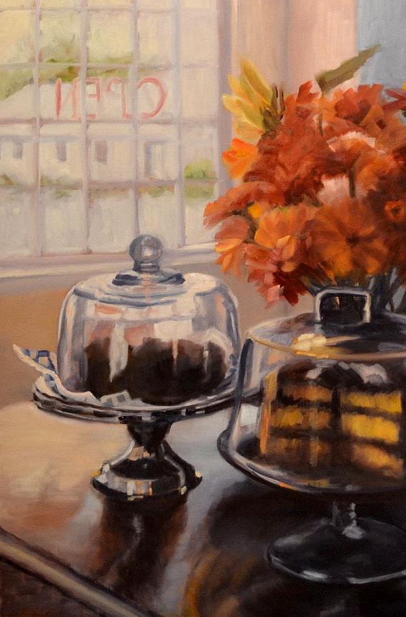 Open by Ann Rhodes